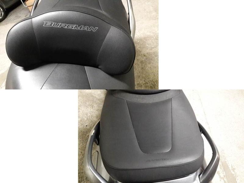 [vendu] selle bagster confort burgman 650 2b10