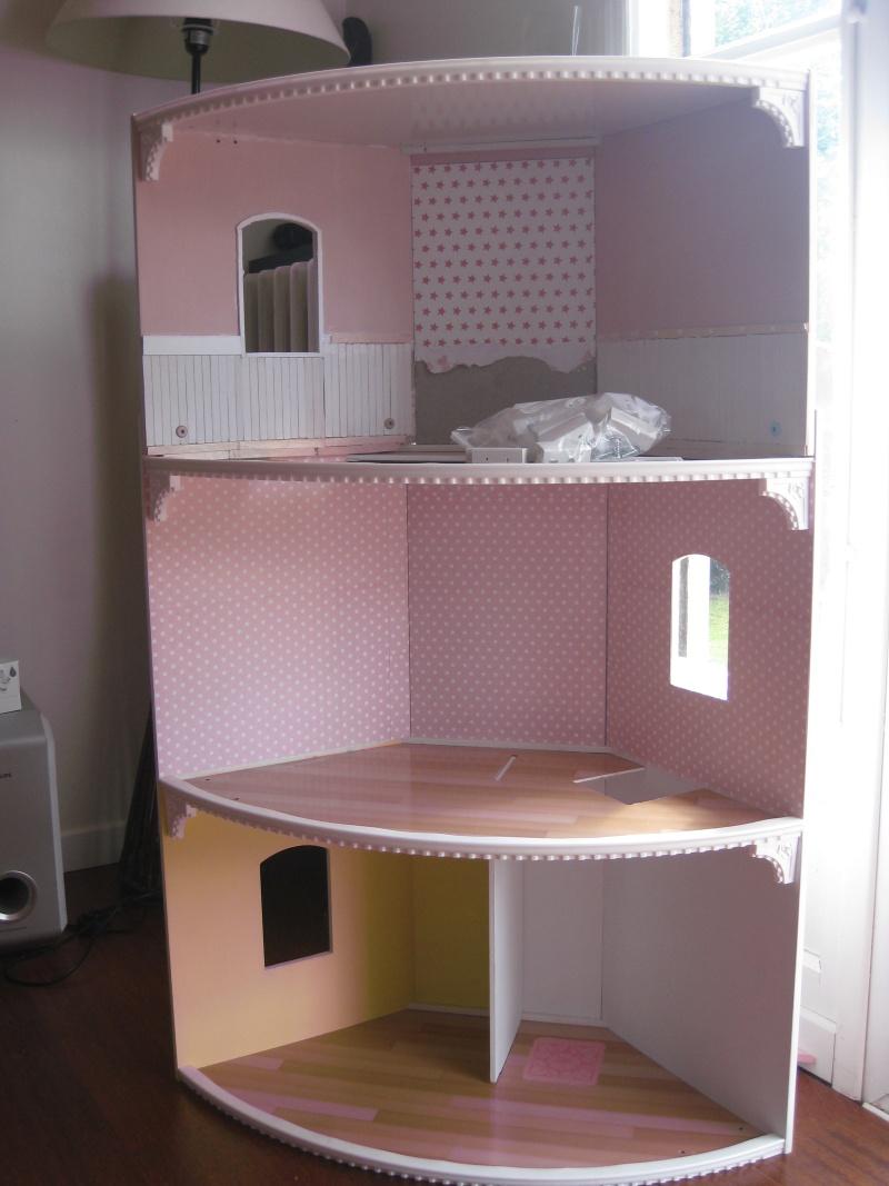 Projet Dollhouse : ma maison au 1/6 - remontage p2 - Page 2 Img_4046