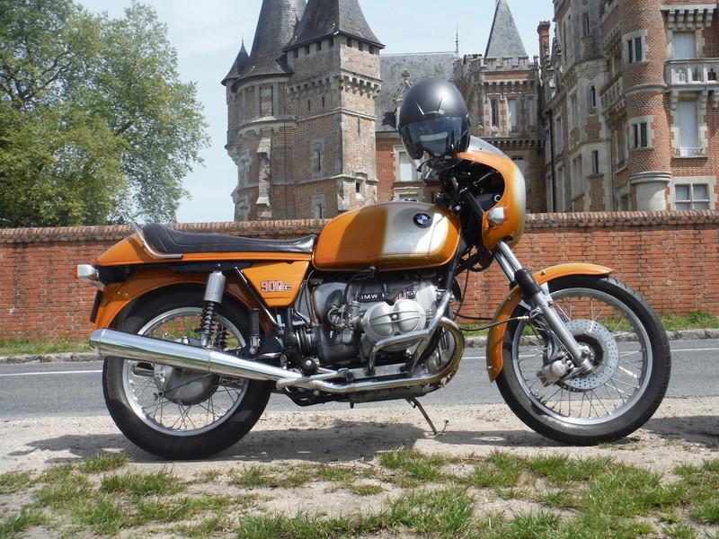 Galerie motos des fofoteurs * Bmr90s10