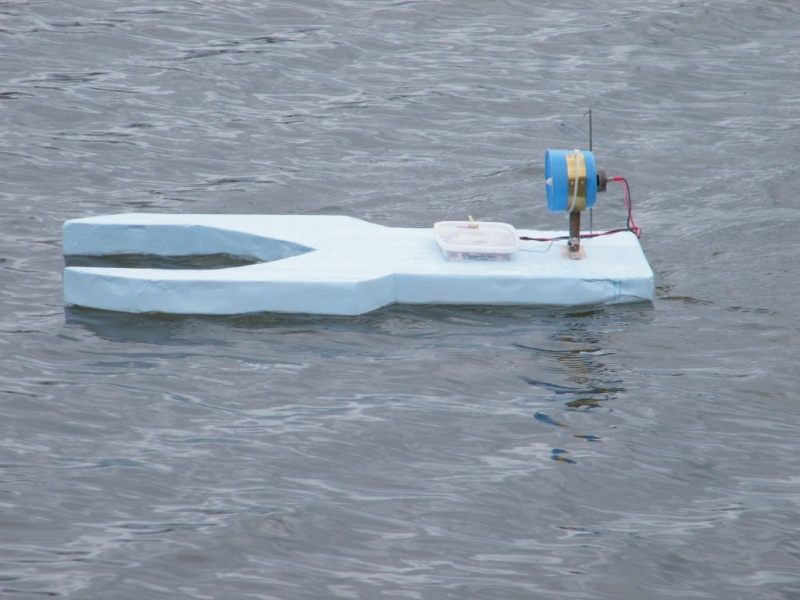 Southampton Model Power Racing. Dscf1105