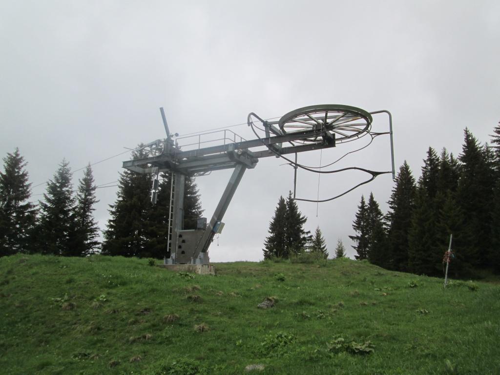 """Construction de télésièges dans le domaine """"Diablerets-Villars-Gryon (Suisse)"""" Img_1615"""
