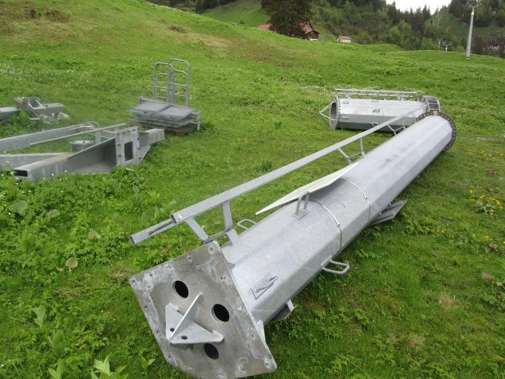 """Construction de télésièges dans le domaine """"Diablerets-Villars-Gryon (Suisse)"""" Img_1620"""