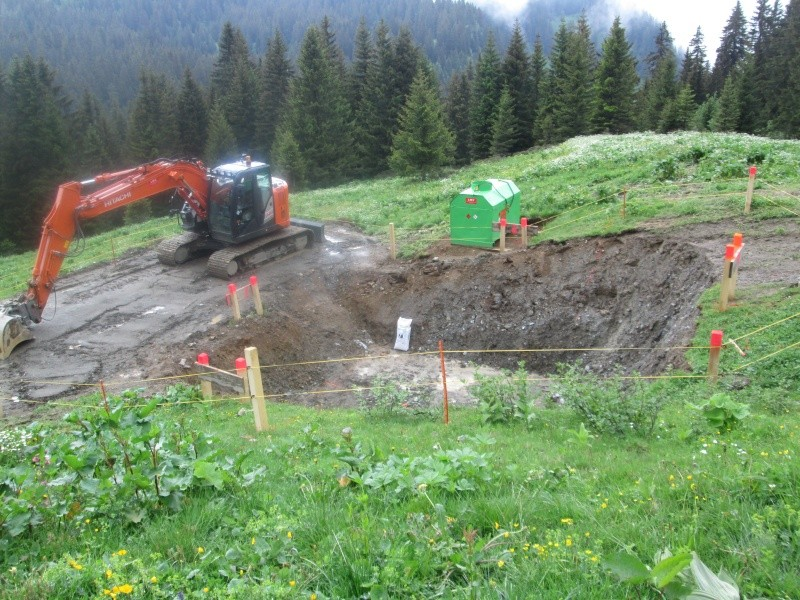 """Construction de télésièges dans le domaine """"Diablerets-Villars-Gryon (Suisse)"""" Img_1628"""