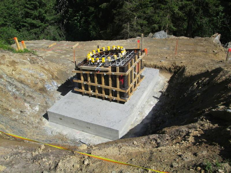 """Construction de télésièges dans le domaine """"Diablerets-Villars-Gryon (Suisse)"""" Img_1633"""