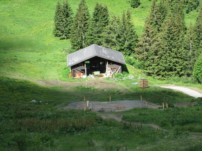 """Construction de télésièges dans le domaine """"Diablerets-Villars-Gryon (Suisse)"""" Img_1635"""