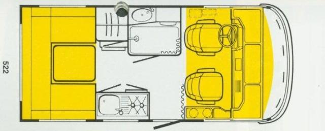 [MK2] Hymer 522 sur FT120 de 1983 Config11