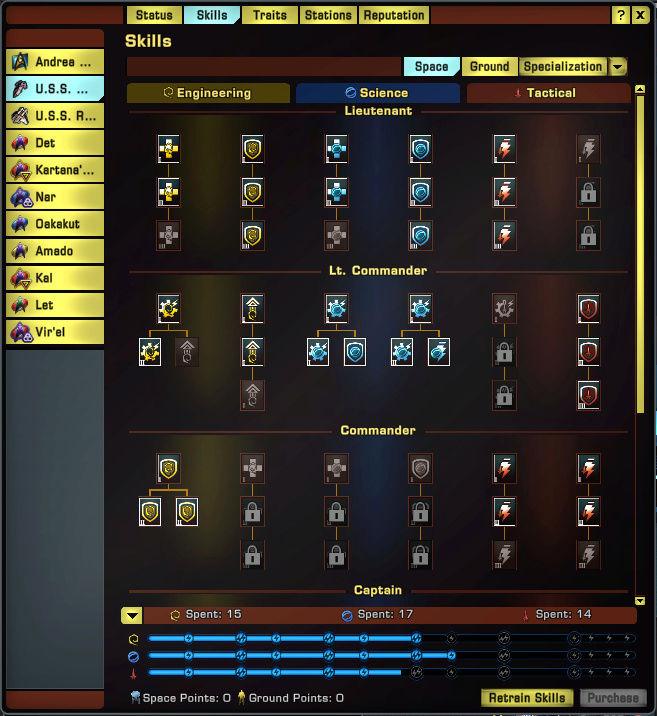 Andre Kronos@teamcraft433 Skills13
