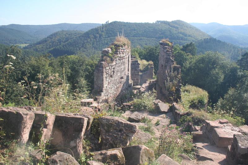 Ruines du Schoeneck Img_3414