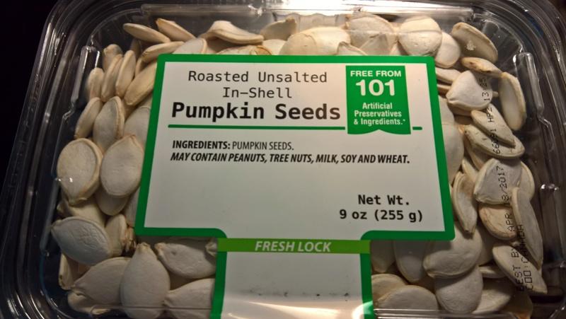 In-shell Pumpkin Seeds Wp_20271
