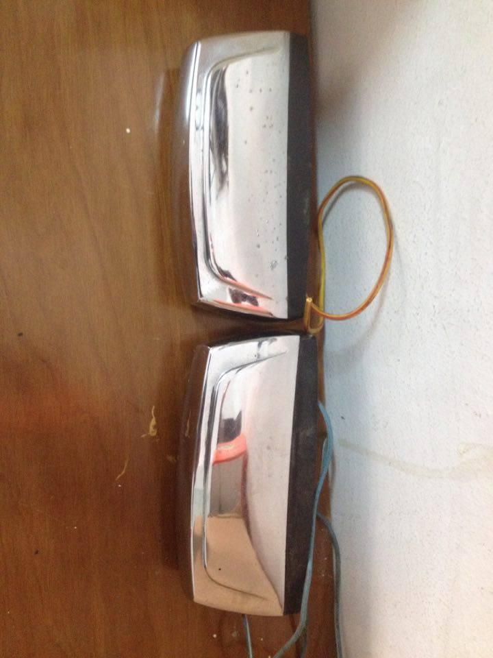 Vendo luci targa tipo hf montecarlo 240 euro 13020111