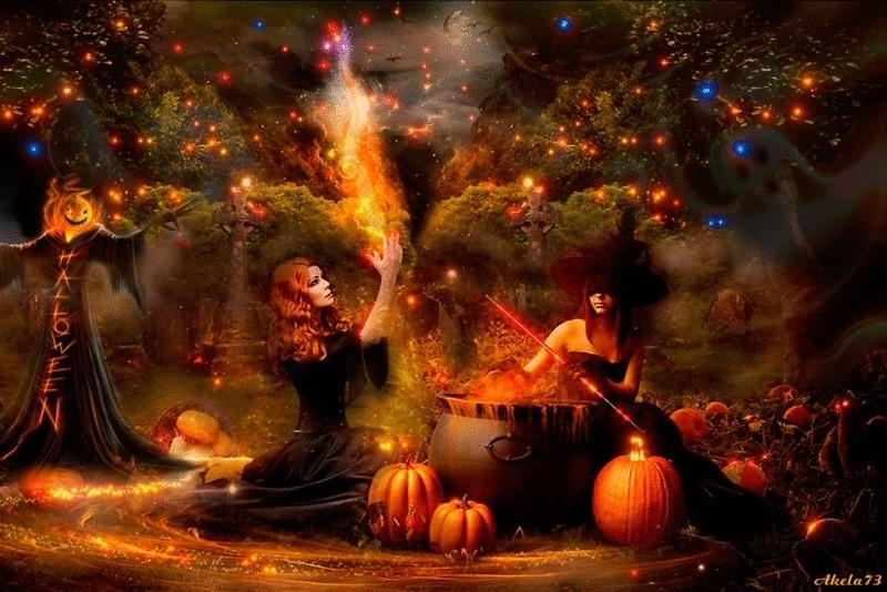 Samhain - October 31st Cool10