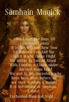 Samhain - October 31st Fe9f3410