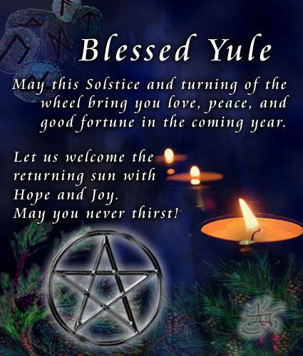 Yule - Winter Solstice - December 21st Yule-b10