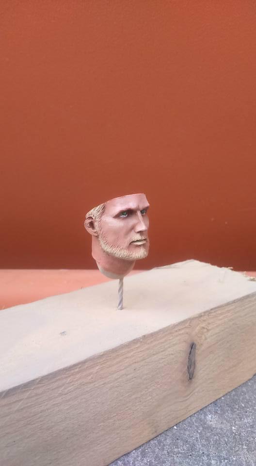Buste légat romain 1/10 13716110