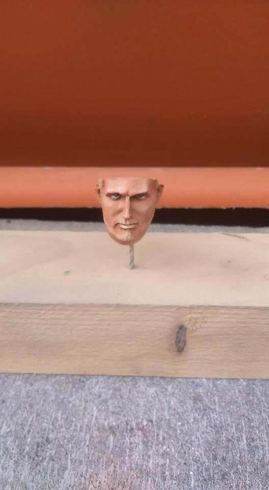 Buste légat romain 1/10 13726610