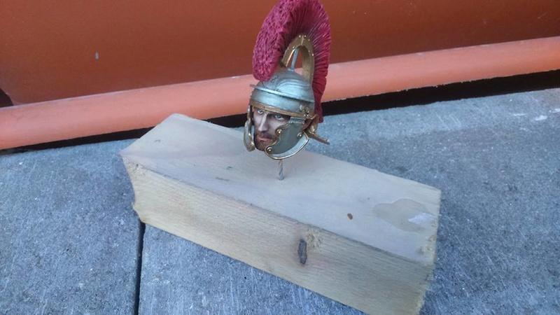 Buste légat romain 1/10 13726810