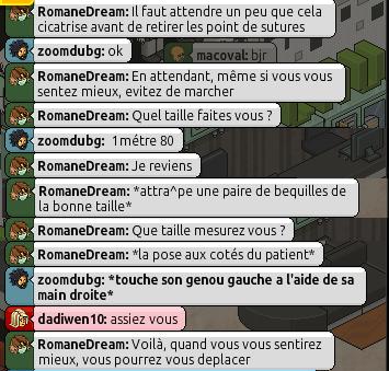Rapports d'action RP de RomaneDream [C.H.U] Screen15