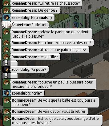 Rapports d'action RP de RomaneDream [C.H.U] Screen16