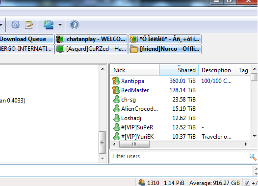 Look at this DC share size!!! Dat_sh10