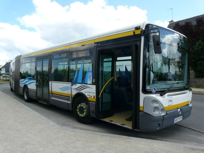 [Photos] Irisbus / Iveco Journy10
