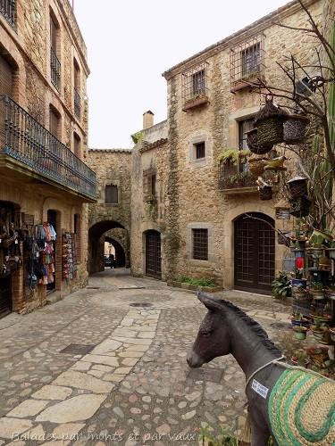 Pals, un village médiéval en Catalogne 51_pal11