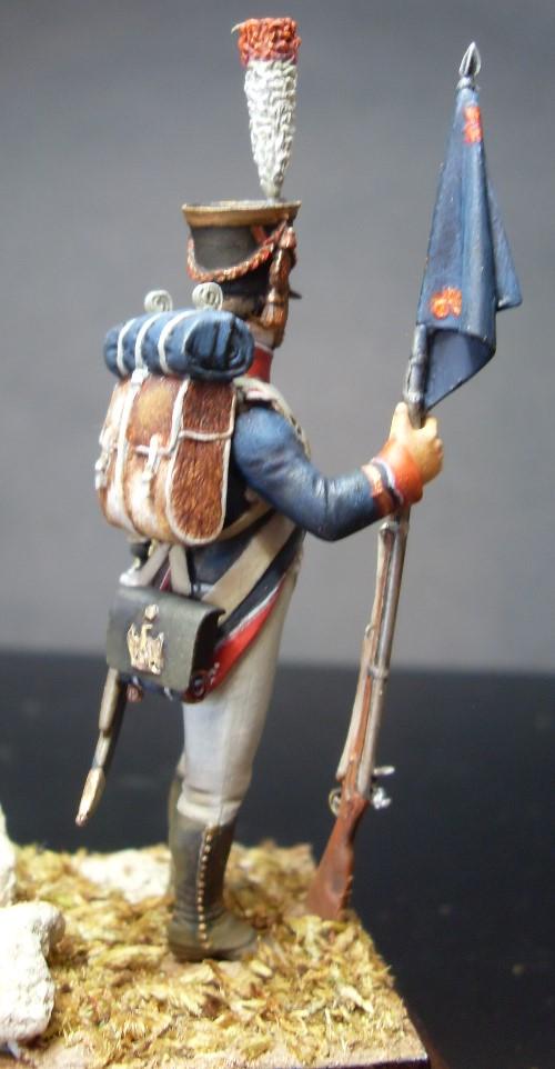 Sergent porte fanion des tirailleurs grenadiers de la garde Sergen13