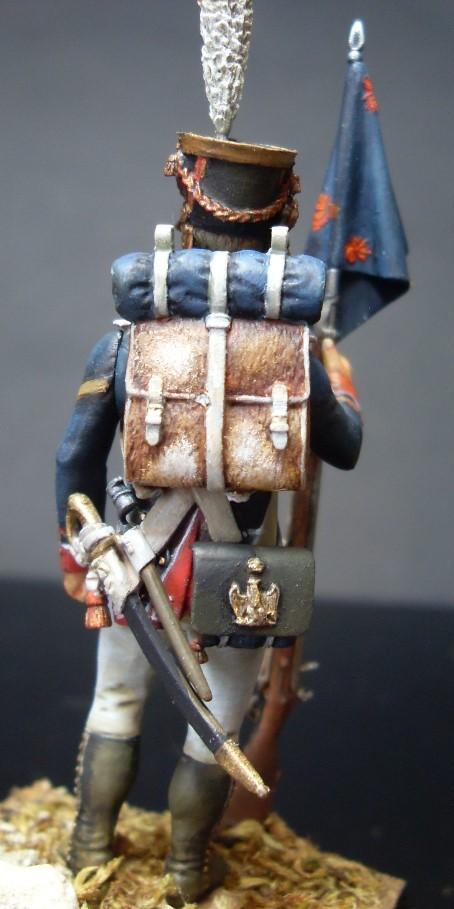 Sergent porte fanion des tirailleurs grenadiers de la garde Sergen15