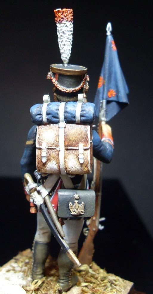 Sergent porte fanion des tirailleurs grenadiers de la garde Sergen17