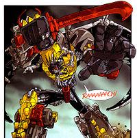 [GCreation] Produit Tiers - Jouet ShuraKing - aka Combiner Dinobots - Page 5 Image30
