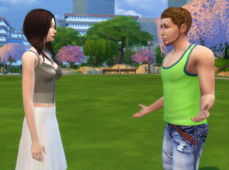 Brandon et Autumn - Le Rosebud Challenge 06-08-16