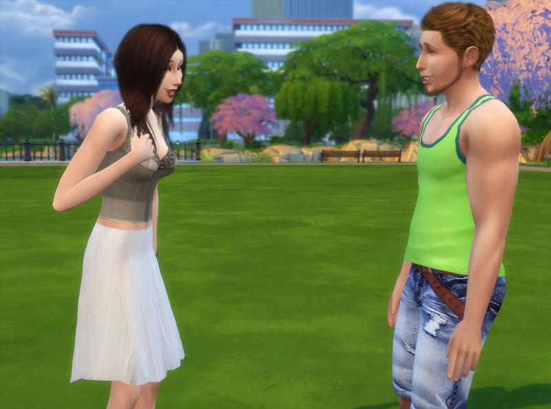 Brandon et Autumn - Le Rosebud Challenge 06-08-18