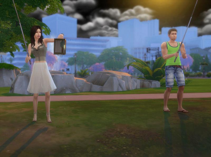 Brandon et Autumn - Le Rosebud Challenge 06-08-72