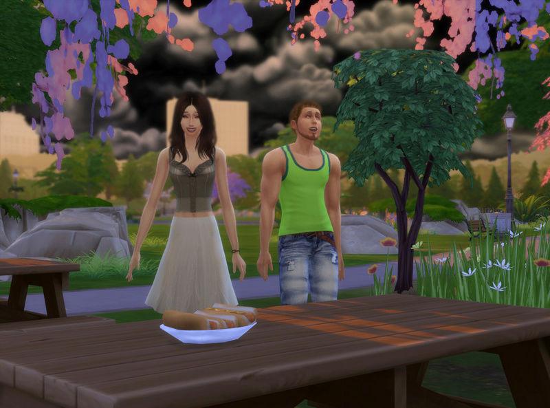 Brandon et Autumn - Le Rosebud Challenge 06-08-79