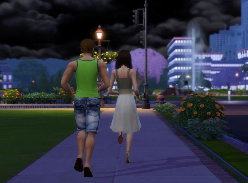 Brandon et Autumn - Le Rosebud Challenge 06-08-85