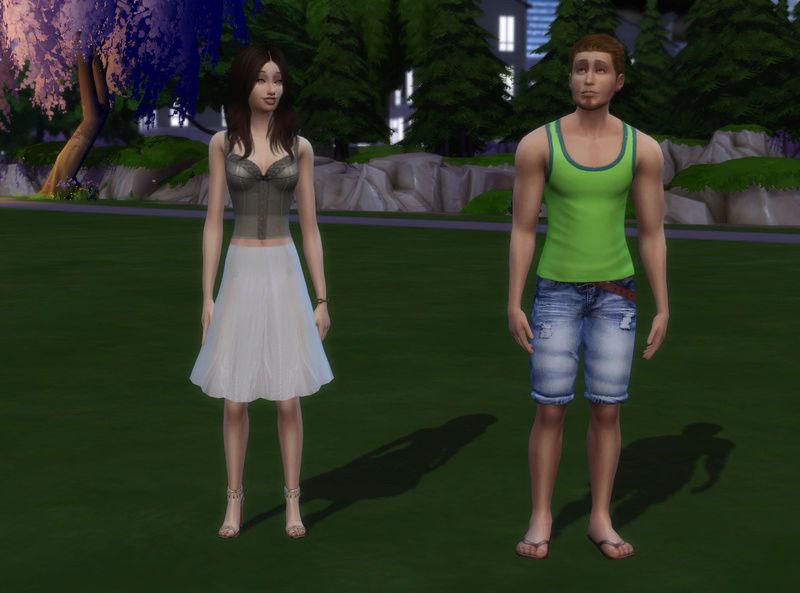 Brandon et Autumn - Le Rosebud Challenge 06-08102
