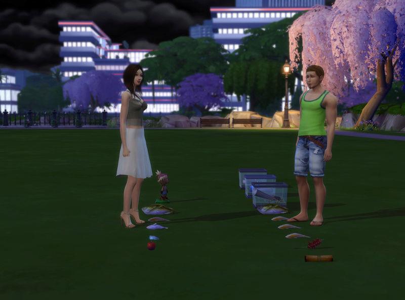 Brandon et Autumn - Le Rosebud Challenge 06-08113