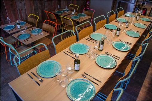 Ouverture d'un nouveau restaurant à Ville d'Avray : MAYA 213