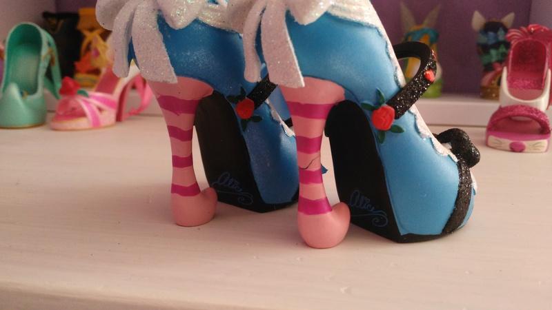 [Collection] Chaussures miniatures (shoe ornament) / Sacs miniatures (handbag ornament) - Page 2 Img_2014