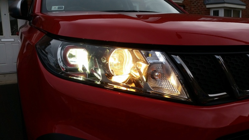 Vitara S - Bright Red - UK Spec 20160735