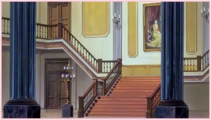 Treppen in den 1. Stock Eingan11