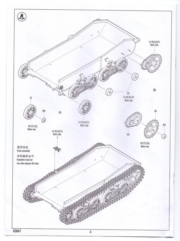 "Т-20 ""Комсомолец"" от HobbyBoss 000410"