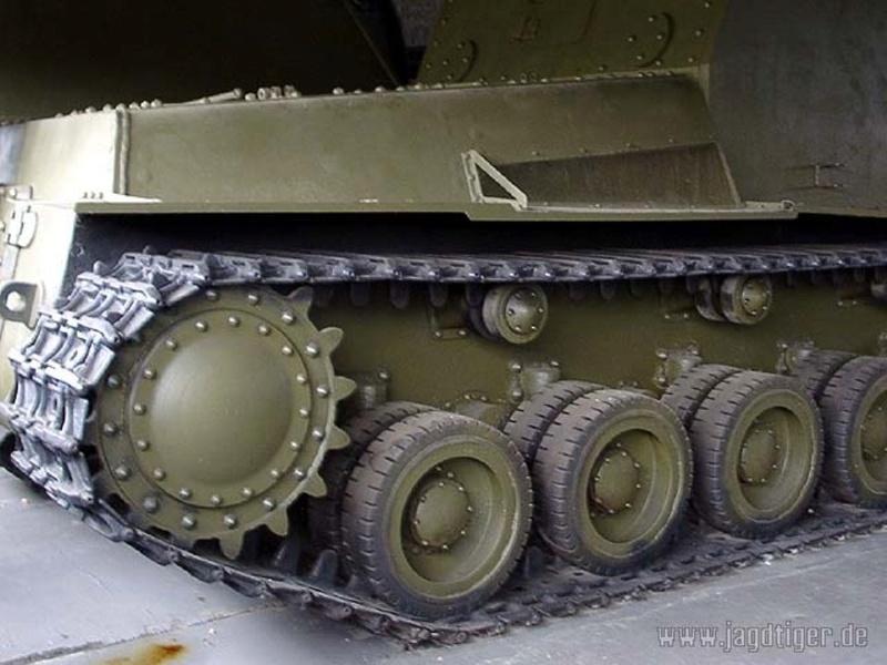 Т-100 Сталинский бронемонстр 04_su110
