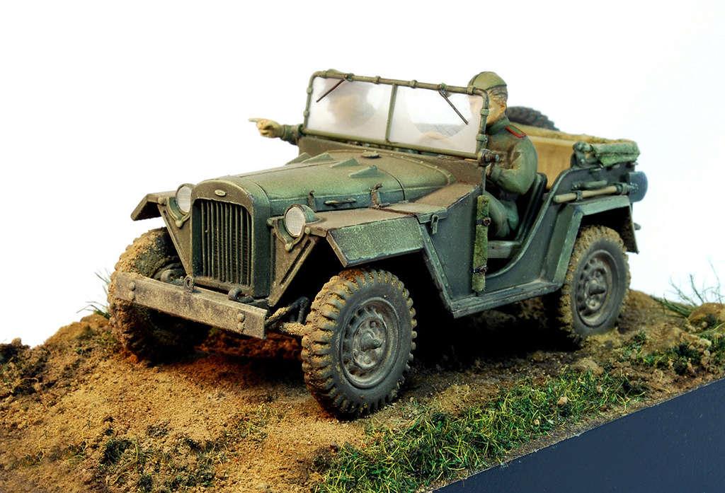 ГАЗ-67 1943г. 1012