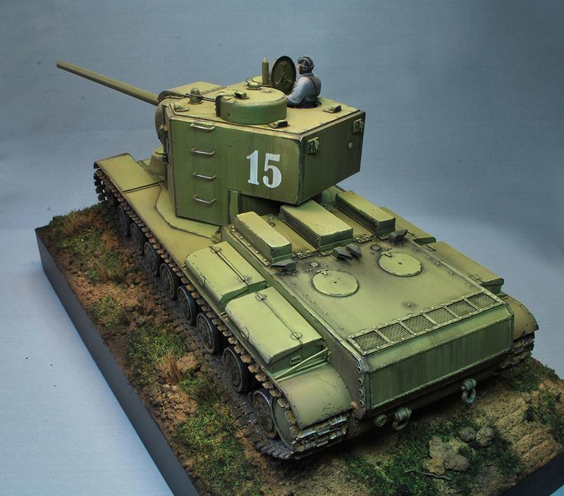"""КВ-5 -""""Бумажный танк"""" 1013"""