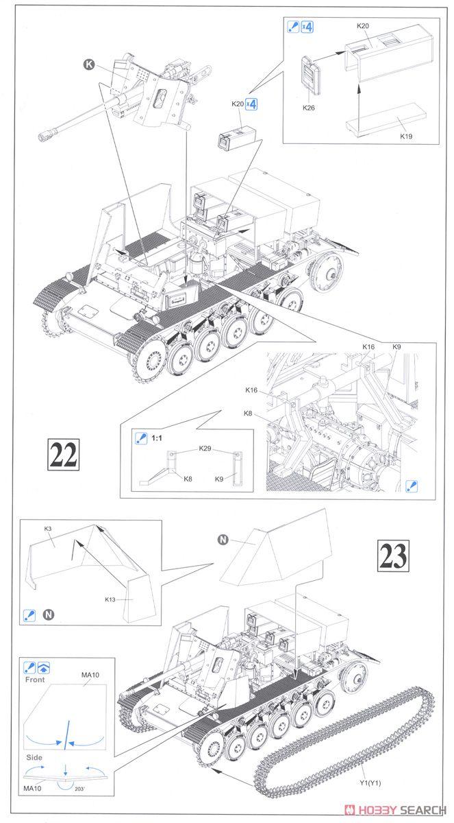 5cm PaK 38 auf Pz.Kpfw.II (Sf) от  Dragon 10398024