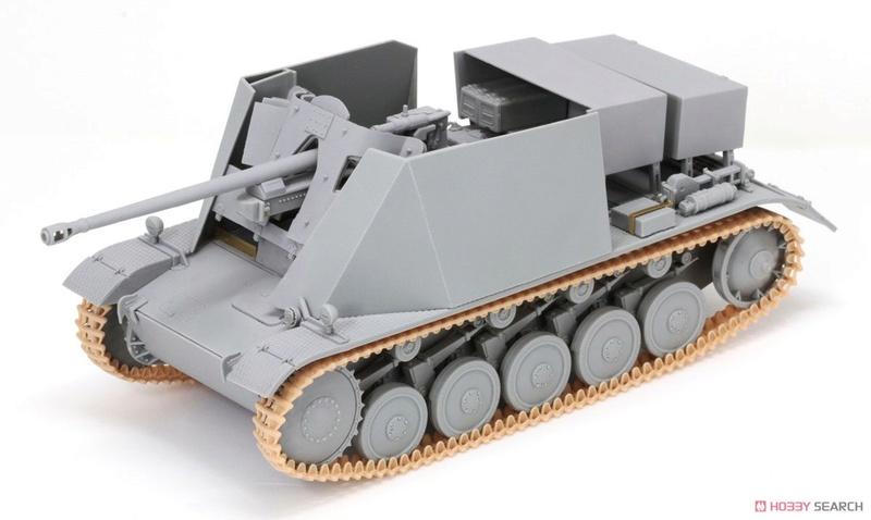 5cm PaK 38 auf Pz.Kpfw.II (Sf) от  Dragon 10398026