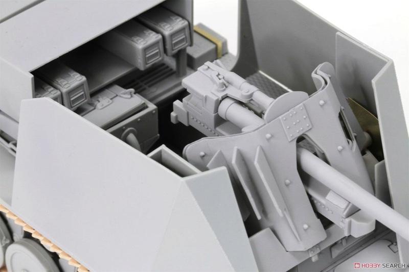 5cm PaK 38 auf Pz.Kpfw.II (Sf) от  Dragon 10398029