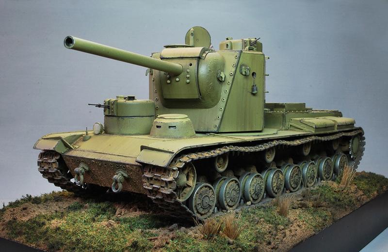 """КВ-5 -""""Бумажный танк"""" 116"""