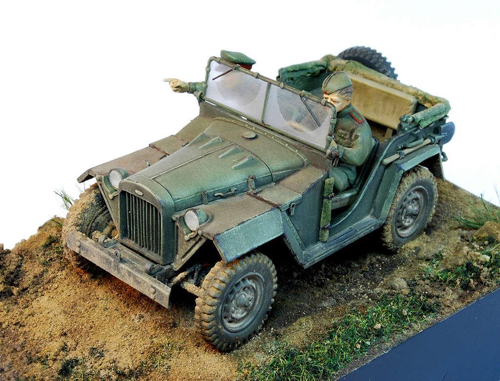 ГАЗ-67 1943г. 1213