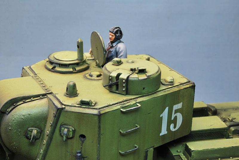 """КВ-5 -""""Бумажный танк"""" 1214"""